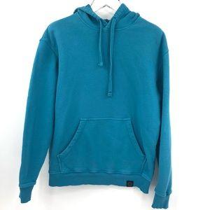 American Giant Cotton Terry Hoodie Sweatshirt